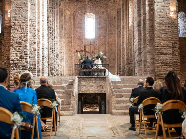La boda de Jesús y Marta en Cardona, Barcelona 39