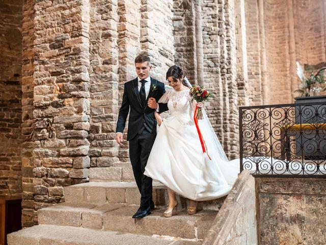 La boda de Jesús y Marta en Cardona, Barcelona 43