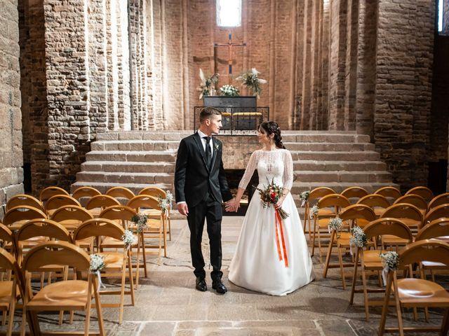 La boda de Jesús y Marta en Cardona, Barcelona 44