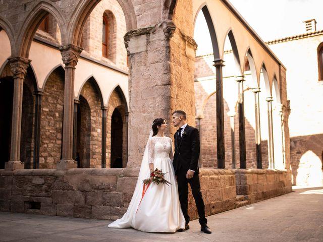 La boda de Jesús y Marta en Cardona, Barcelona 48