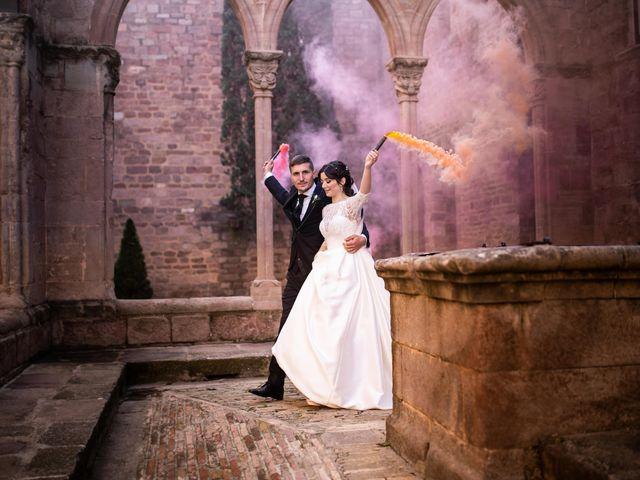 La boda de Jesús y Marta en Cardona, Barcelona 50
