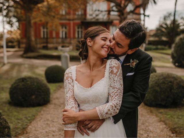 La boda de Nuria y Luís