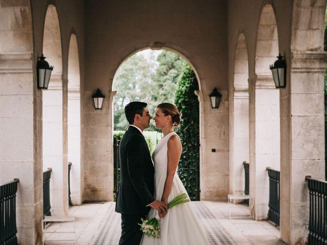 La boda de Marina y Guillem