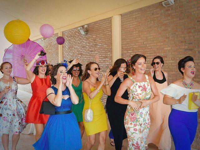 La boda de Pau y Esther en Valencia, Valencia 17
