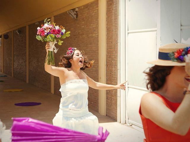 La boda de Pau y Esther en Valencia, Valencia 18