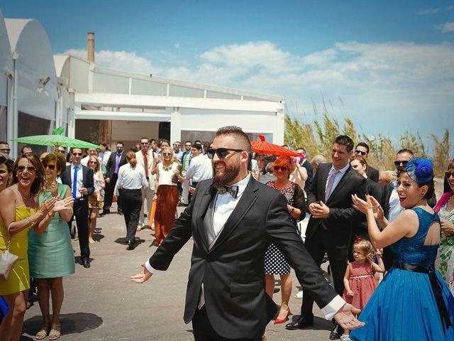 La boda de Pau y Esther en Valencia, Valencia 19