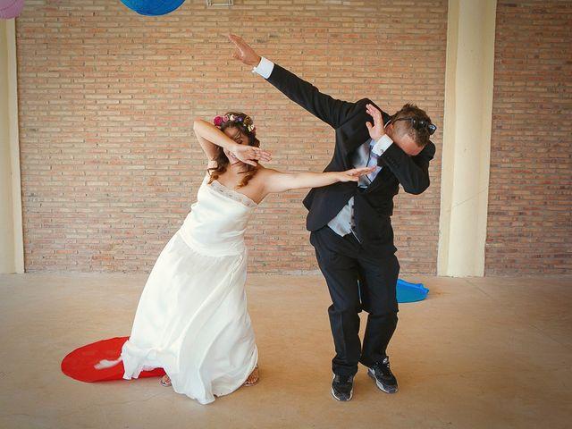 La boda de Pau y Esther en Valencia, Valencia 49