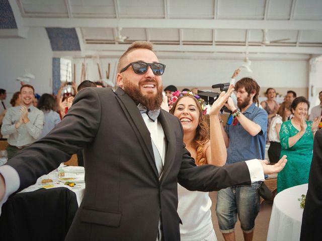 La boda de Pau y Esther en Valencia, Valencia 55