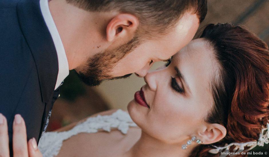 La boda de Jordan y Irene en Rioja, Almería