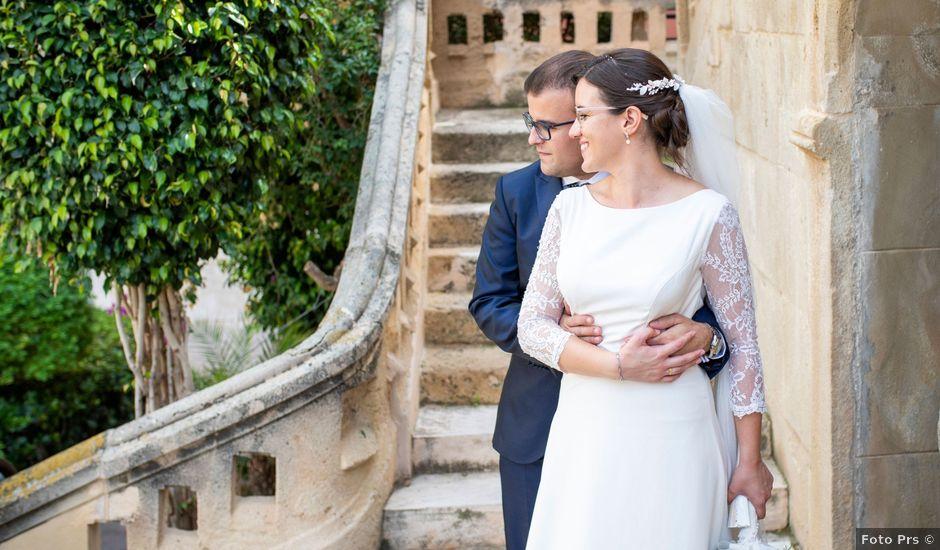 La boda de Mario y María en Archena, Murcia