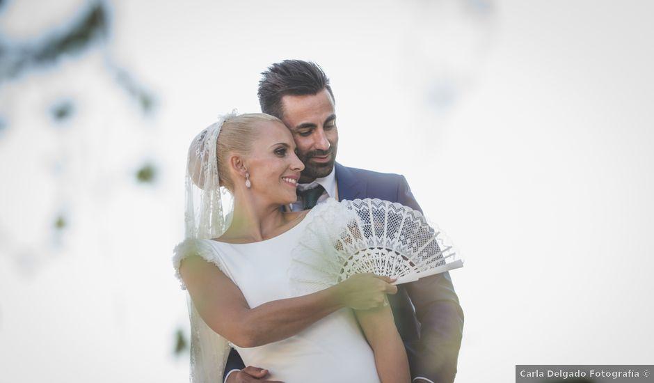 La boda de Jorge y Beatriz en Cabezon De Pisuerga, Valladolid