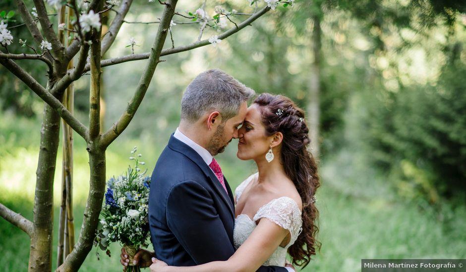 La boda de Álex y Sandra en Raxó (Poio), Pontevedra