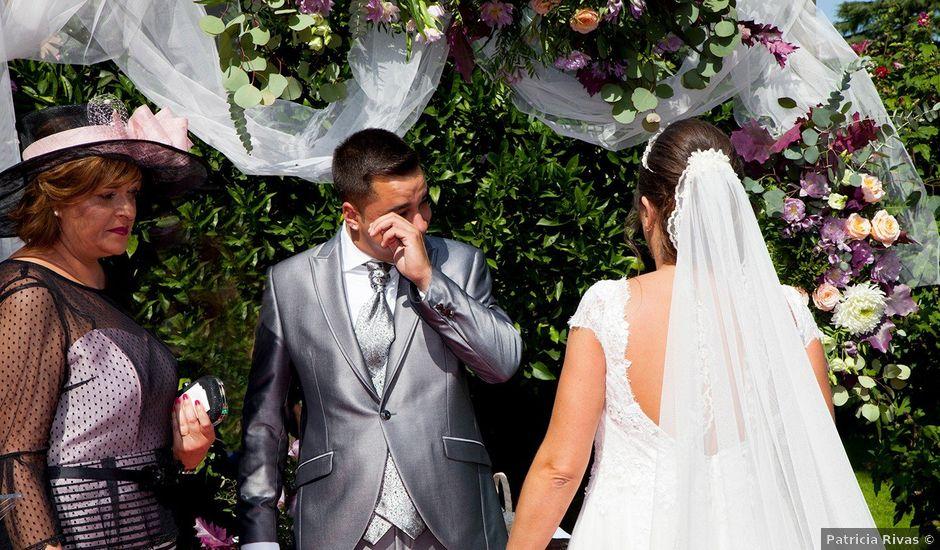 La boda de Kevin y Sarai en Hoznayo, Cantabria