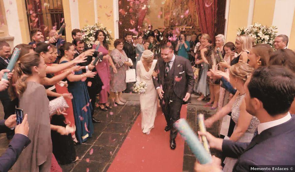 La boda de Pepe y María en Sevilla, Sevilla