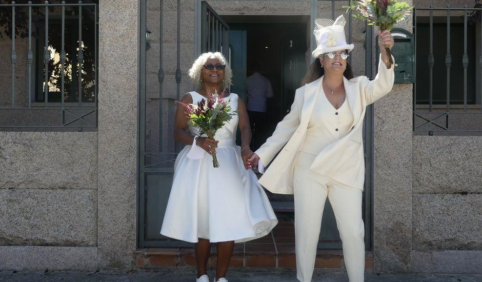 La boda de Naday y Luisa Maria en Quintanilla De Onesimo, Valladolid