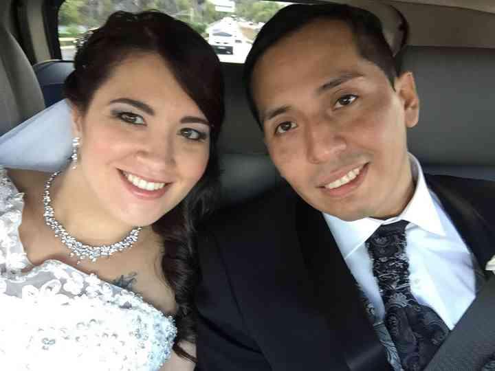 La boda de Judith y Giancarlo
