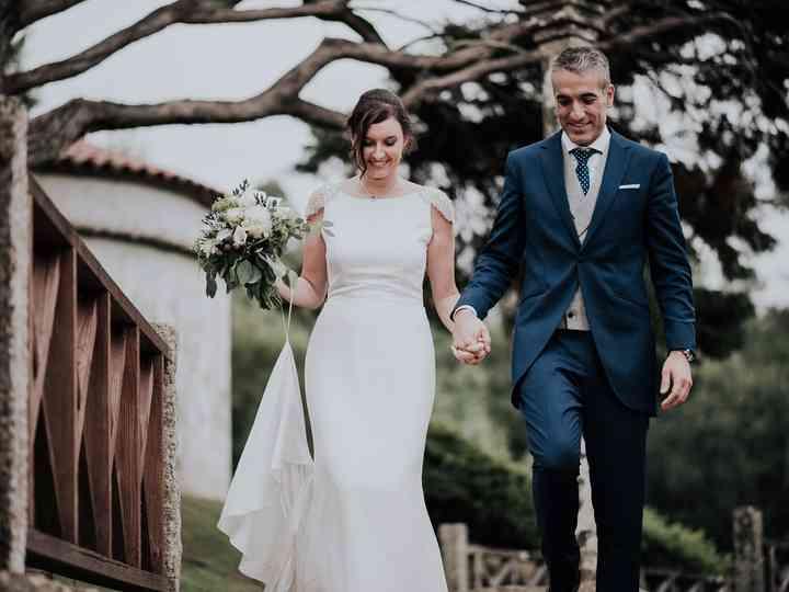 La boda de Paula y Fernando