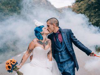 La boda de Aida y Adrián