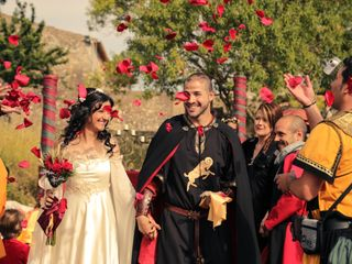 La boda de Laura y Marcel