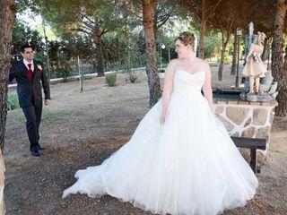 La boda de Álvaro y Esther