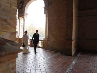 La boda de Fernando y Elisabet