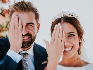 La boda de Cris y Fran