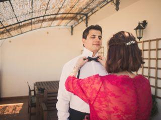 La boda de Eli y Ramón 1
