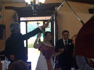 La boda de Judith y Giancarlo 1