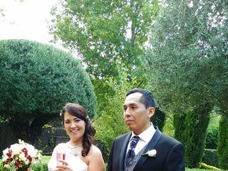 La boda de Judith y Giancarlo 3