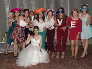 La boda de Samantha y Cristian 3