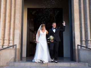 La boda de Mónica y Fran 2