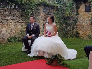 La boda de Lorena y Angel