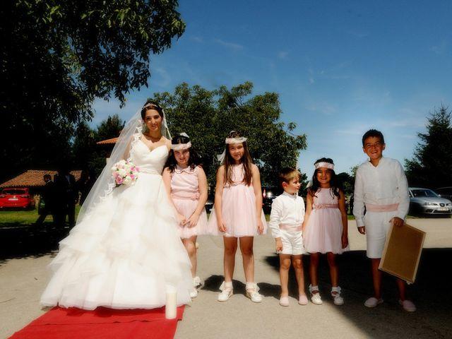 La boda de Miguel y Yaiza en San Martin De Toranzo, Cantabria 5