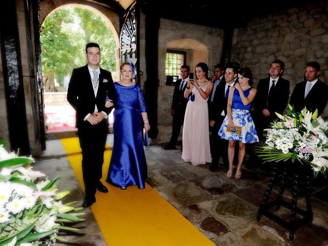 La boda de Miguel y Yaiza en San Martin De Toranzo, Cantabria 6
