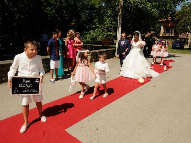 La boda de Miguel y Yaiza en San Martin De Toranzo, Cantabria 7