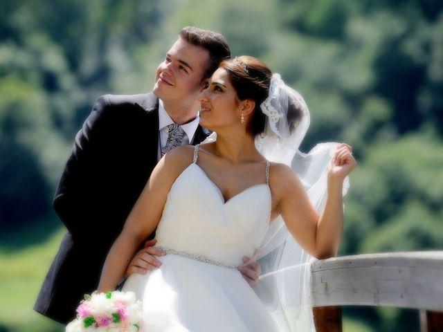 La boda de Miguel y Yaiza en San Martin De Toranzo, Cantabria 8