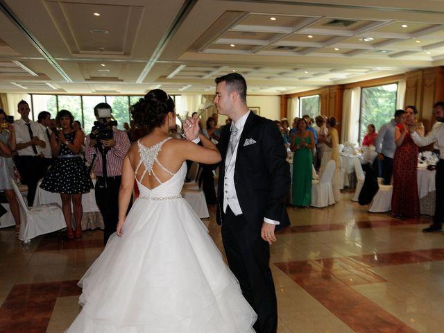 La boda de Miguel y Yaiza en San Martin De Toranzo, Cantabria 22