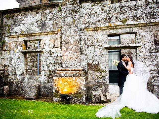 La boda de Alberto y Marta en Lalin (Casco Urbano), Pontevedra 2