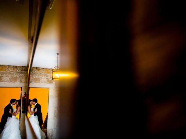La boda de Alberto y Marta en Lalin (Casco Urbano), Pontevedra 8