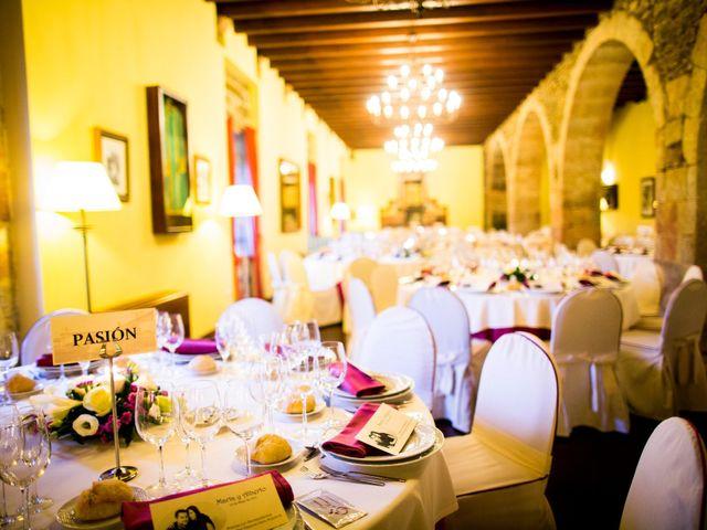 La boda de Alberto y Marta en Lalin (Casco Urbano), Pontevedra 15