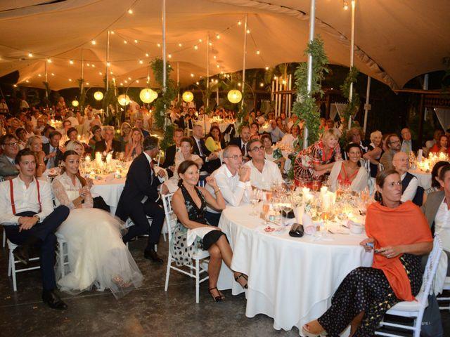 La boda de Franklin y Albane en Santa Maria (Isla De Ibiza), Islas Baleares 2