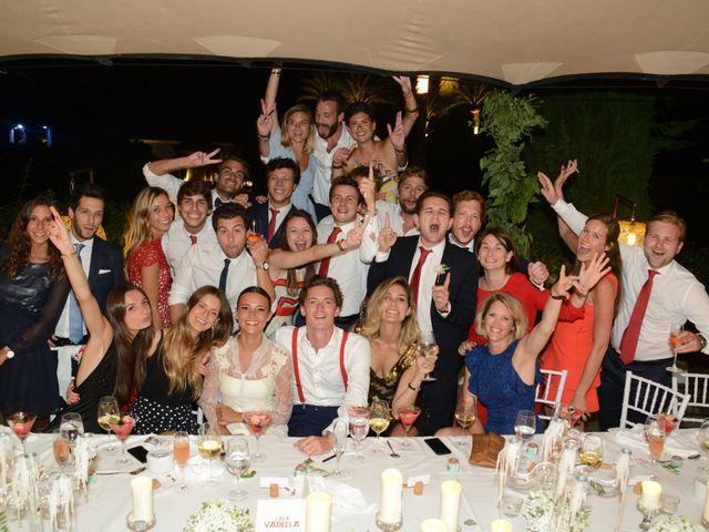 La boda de Franklin y Albane en Santa Maria (Isla De Ibiza), Islas Baleares 3