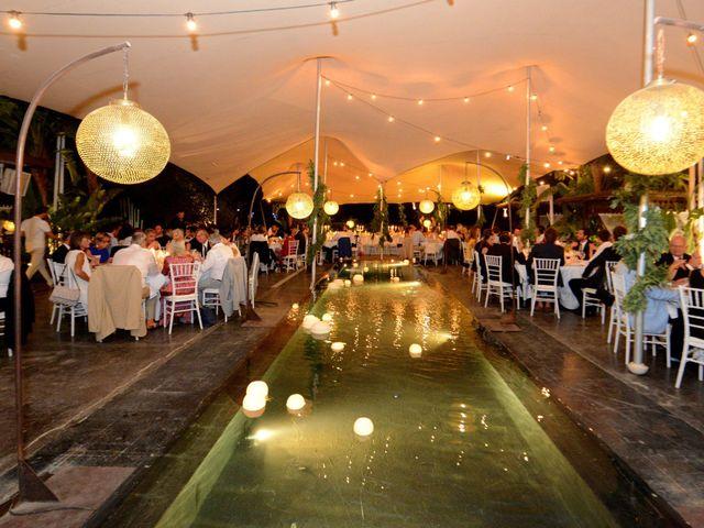 La boda de Franklin y Albane en Santa Maria (Isla De Ibiza), Islas Baleares 4