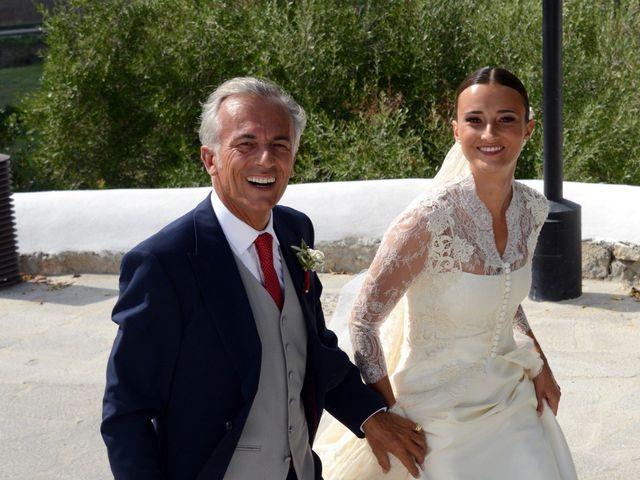 La boda de Franklin y Albane en Santa Maria (Isla De Ibiza), Islas Baleares 10