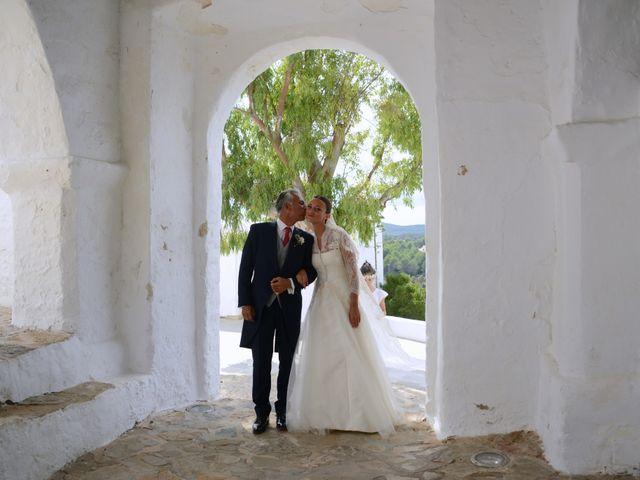 La boda de Franklin y Albane en Santa Maria (Isla De Ibiza), Islas Baleares 12