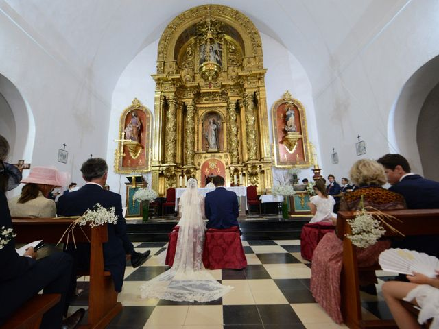 La boda de Franklin y Albane en Santa Maria (Isla De Ibiza), Islas Baleares 13