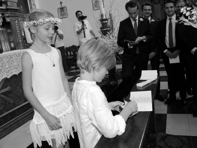 La boda de Franklin y Albane en Santa Maria (Isla De Ibiza), Islas Baleares 15