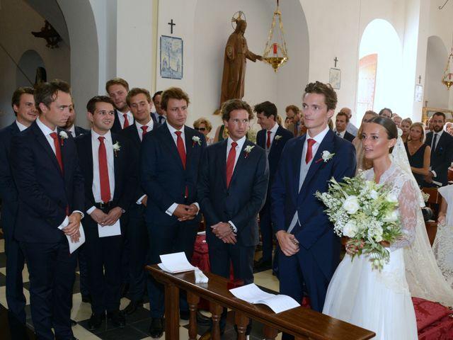 La boda de Franklin y Albane en Santa Maria (Isla De Ibiza), Islas Baleares 16