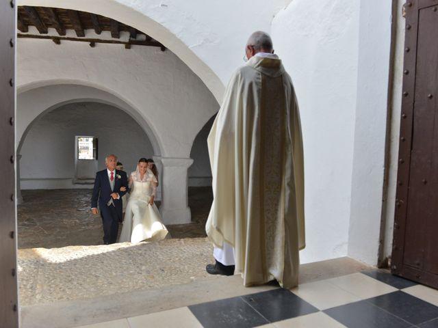 La boda de Franklin y Albane en Santa Maria (Isla De Ibiza), Islas Baleares 19