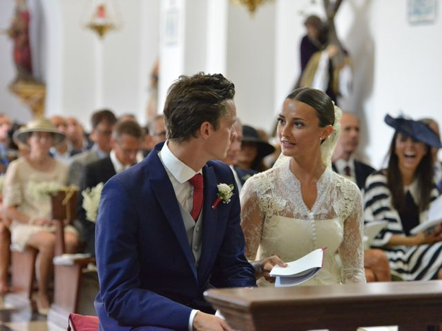 La boda de Franklin y Albane en Santa Maria (Isla De Ibiza), Islas Baleares 22